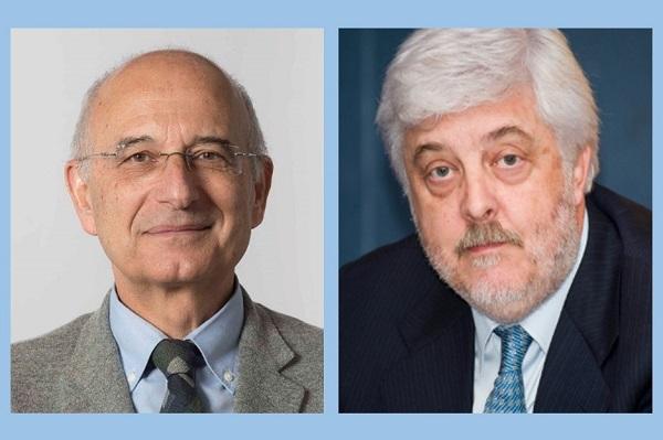 Los cardiólogos Ángel Cequier y Andrés Iñíguez