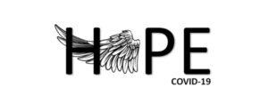 logo HOPE COVID-19